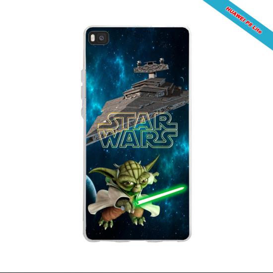 Coque silicone Huawei P30 PRO Fan d'Overwatch Torbjörn super hero