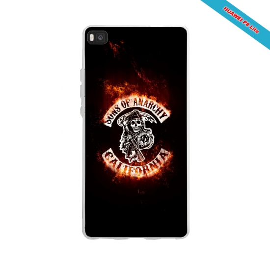Coque silicone Huawei P30 PRO Fan d'Overwatch Moira super hero