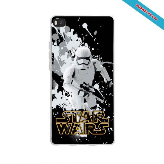 Coque silicone Huawei P30 PRO Fan d'Overwatch Mei super hero