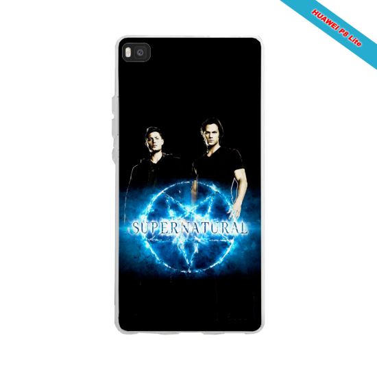 Coque silicone Huawei P30 PRO Fan d'Overwatch McCree super hero