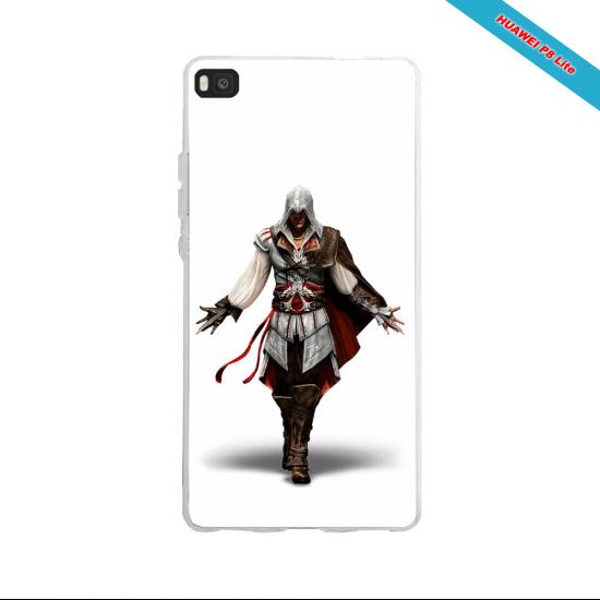 Coque silicone Huawei P30 PRO Fan d'Overwatch Genji super hero