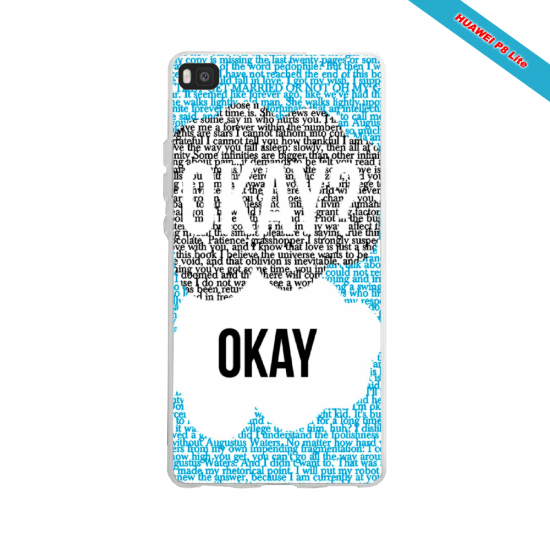 Coque silicone Huawei P30 PRO Fan d'Overwatch Choppeur super hero