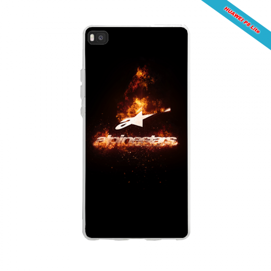 Coque silicone Huawei P30 PRO Fan d'Overwatch Baptiste super hero