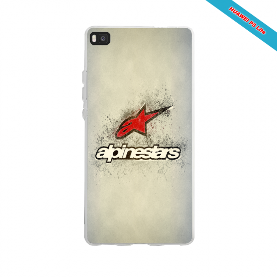 Coque silicone Huawei P30 PRO Fan d'Overwatch Ashe super hero
