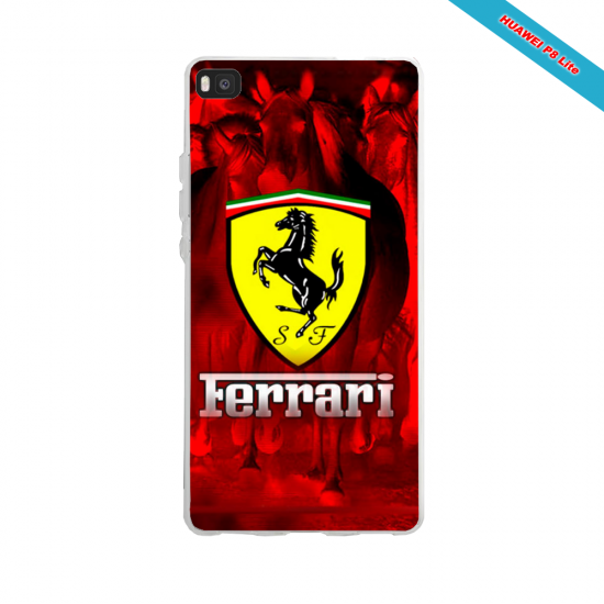 Coque silicone Huawei P30 PRO Fan d'Overwatch Ange super hero