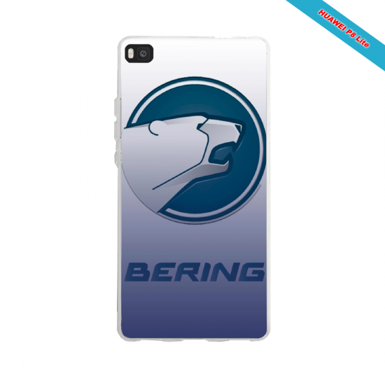 Coque silicone Huawei P30 PRO Fan de Rugby Toulouse fury
