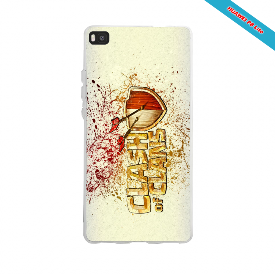 Coque silicone Huawei P30 PRO Fan de Rugby Montpellier fury
