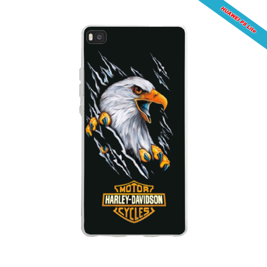 Coque silicone Huawei P30 PRO Fan de Rugby Bordeaux fury