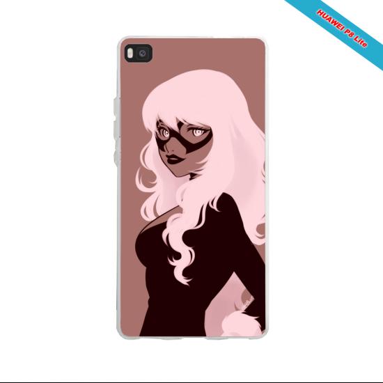 Coque silicone Huawei P30 PRO Fan de Ligue 1 Toulouse splatter