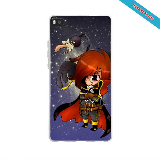 Coque silicone Huawei P30 PRO Fan de Ligue 1 Paris splatter