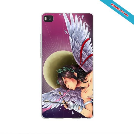 Coque silicone Huawei P30 PRO Fan de Ligue 1 Toulouse cosmic
