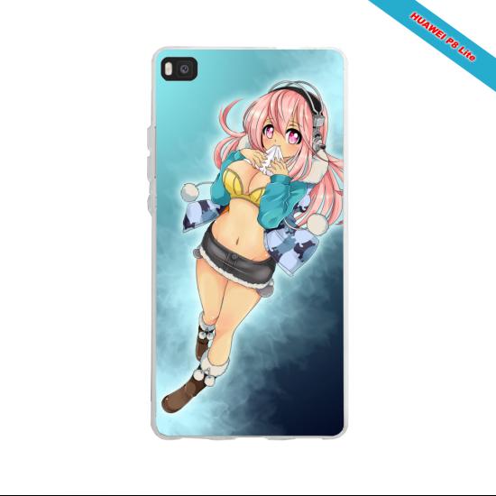 Coque silicone Huawei P30 PRO Fan de Ligue 1 Paris cosmic