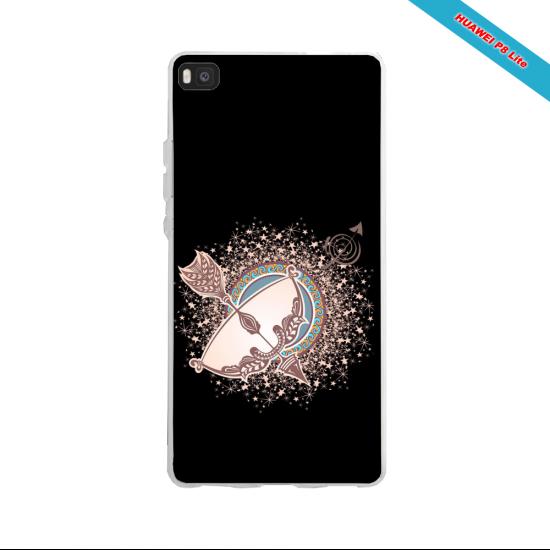 Coque silicone Huawei P30 PRO Fan de Ligue 1 Angers cosmic