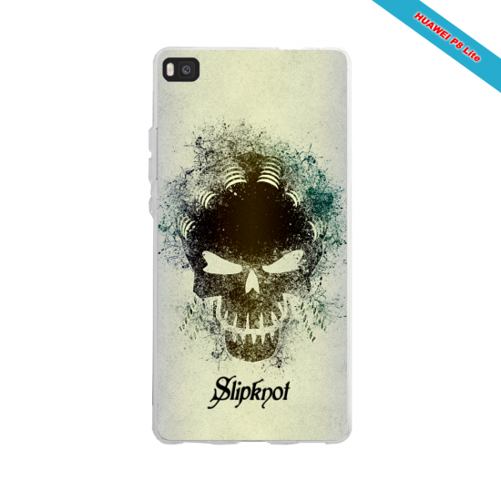 Coque silicone Huawei P30 PRO Fan de Ligue 1 Lyon fury