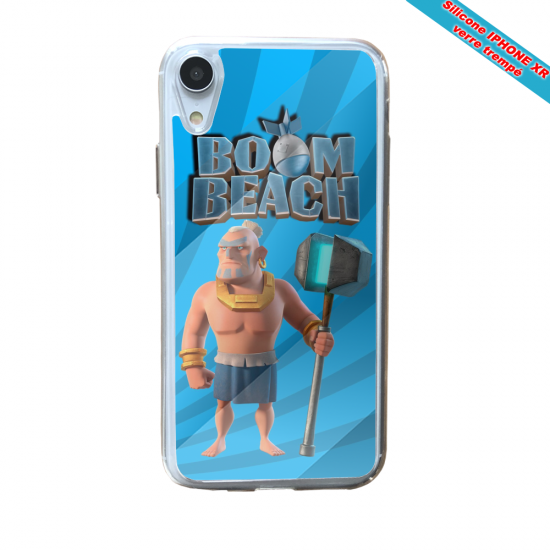 Coque silicone Huawei P30 PRO superwoman