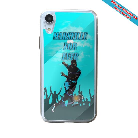 Coque silicone Galaxy J8...