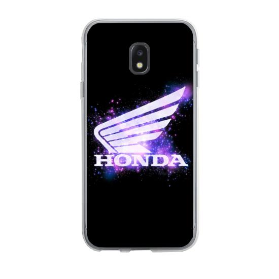 Coque silicone Galaxy J6 PLUS Fan de Ligue 1 Amiens splatter