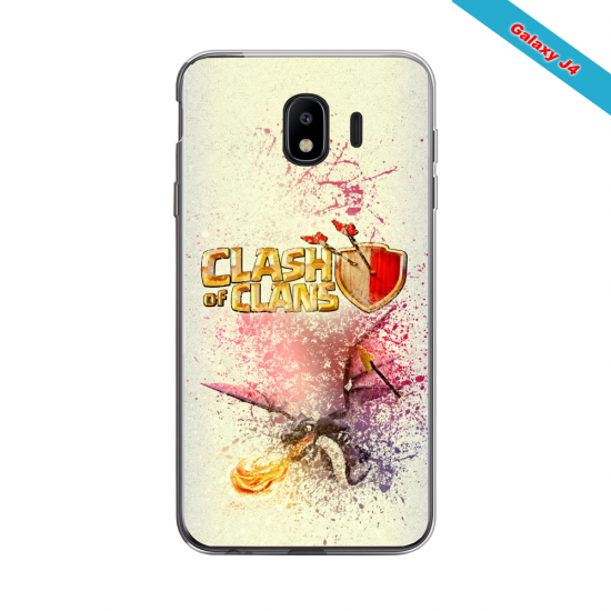 Coque silicone Galaxy S20 ULTRA Fan de Ligue 1 Rennes splatter
