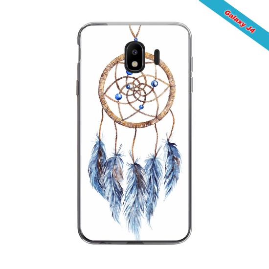 Coque silicone Galaxy S20 ULTRA Fan de Ligue 1 Nimes splatter