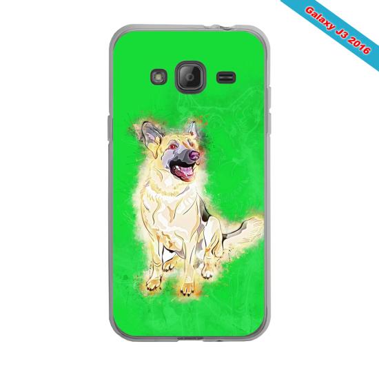 Coque P8 Lite 2017 superwoman