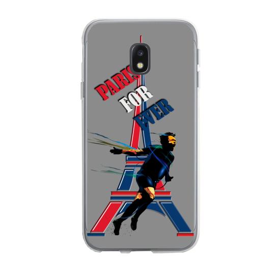 Coque silicone Huawei P20 Lite 2019 Fan de Ligue 1 Nice splatter