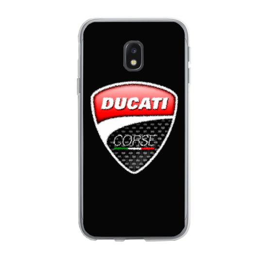 Coque silicone Huawei P20 Lite 2019 Fan de Ligue 1 Lyon splatter