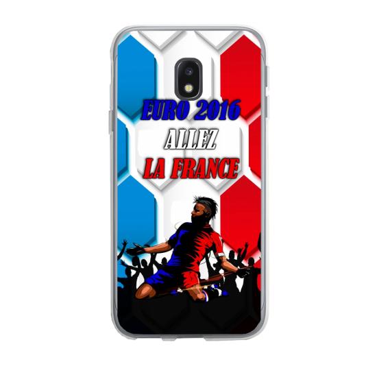 Coque silicone Huawei P20 Lite 2019 Fan de Ligue 1 Amiens splatter