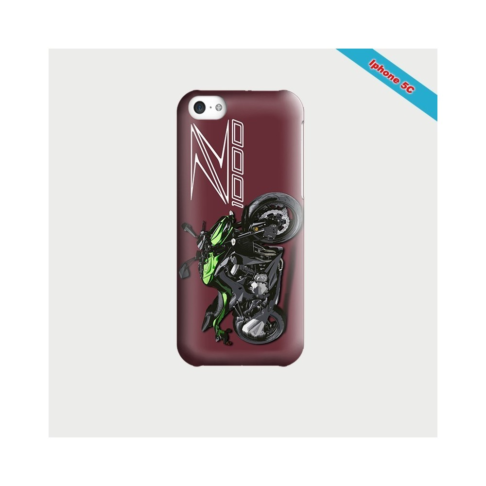 Coque iphone 5C tank Fan de Boom beach