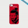 Coque iphone 6+/6+S Hipster coupe fun