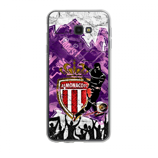 Coque silicone Iphone SE 2020 verre trempé Fan de Ligue 1 Nice splatter
