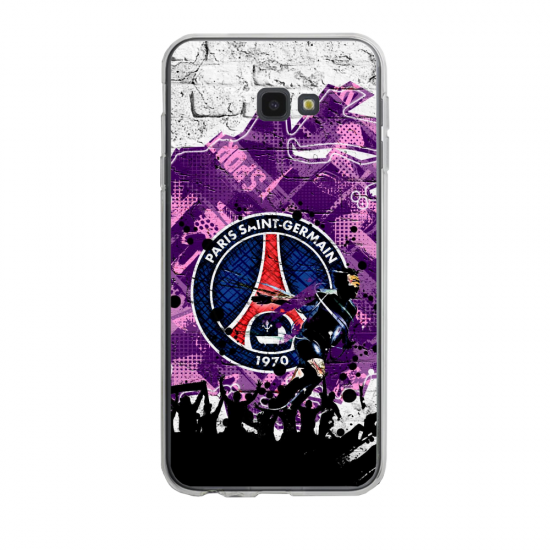 Coque silicone Iphone SE 2020 verre trempé Fan de Ligue 1 Marseille splatter