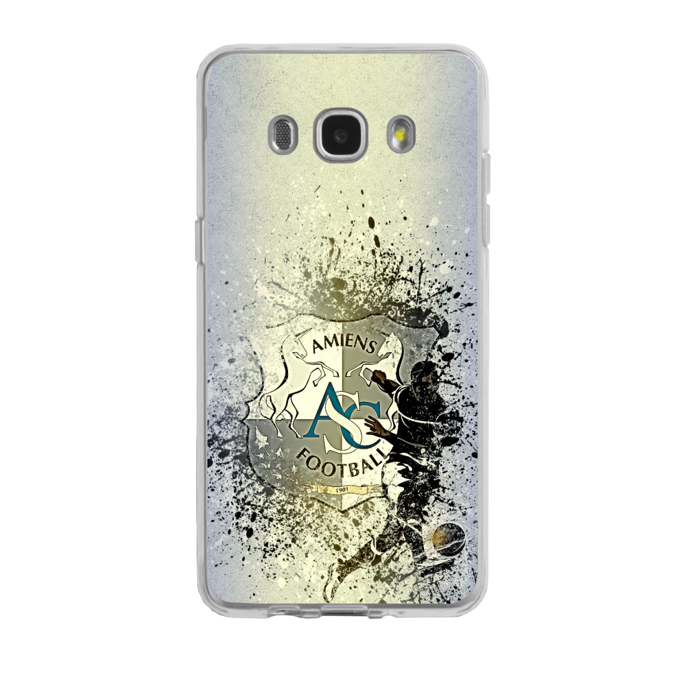 Coque silicone Iphone SE 2020 Fan de Air Jordan