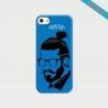 Coque Galaxy S3Mini Hipster coupe fun