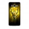 Coque silicone Iphone SE 2020 Fan du logo BMW