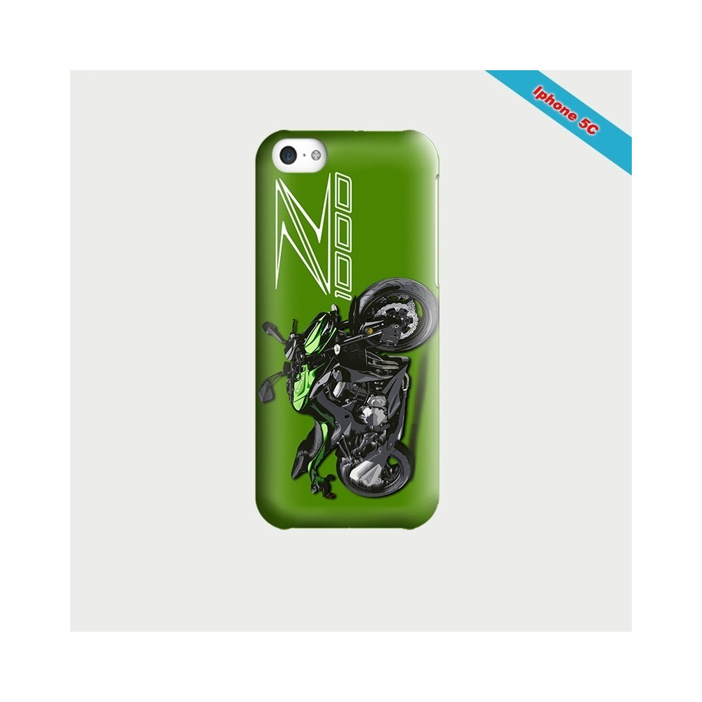 Coque iphone 5C zooka Fan de Boom beach