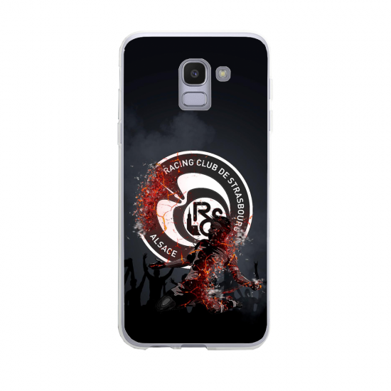 Coque silicone Galaxy A51...