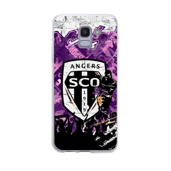 Coque silicone Galaxy A51...