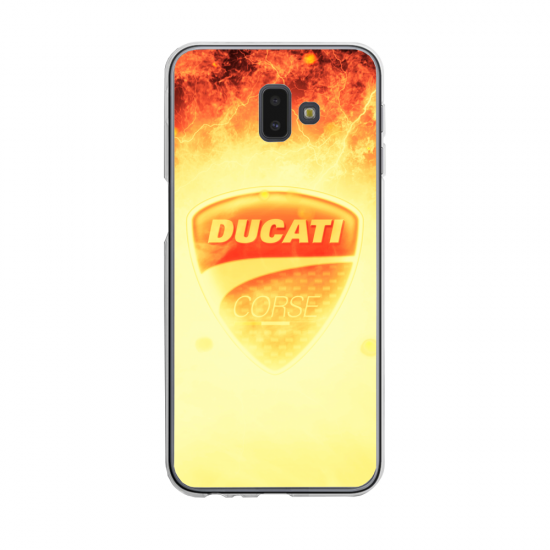 Coque silicone Galaxy A51 Fan de Ligue 1 Rennes splatter