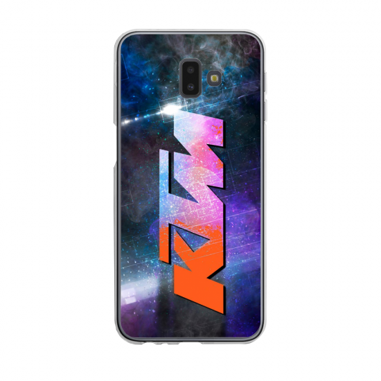 Coque silicone Galaxy A51 Fan de Ligue 1 Nice splatter