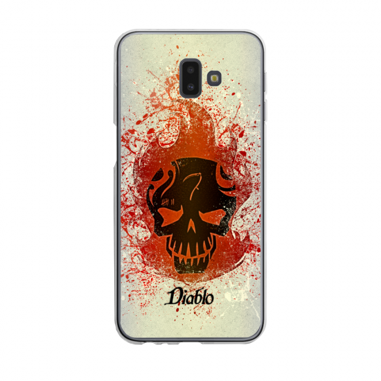 Coque silicone Galaxy A51 Fan de Ligue 1 Nantes splatter