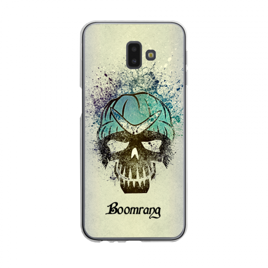 Coque silicone Galaxy A51 Fan de Ligue 1 Montpellier splatter