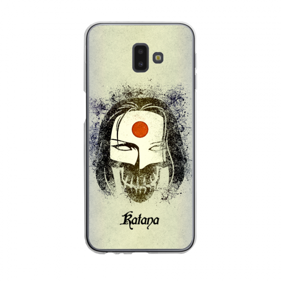 Coque silicone Galaxy A51 Fan de Ligue 1 Lyon splatter