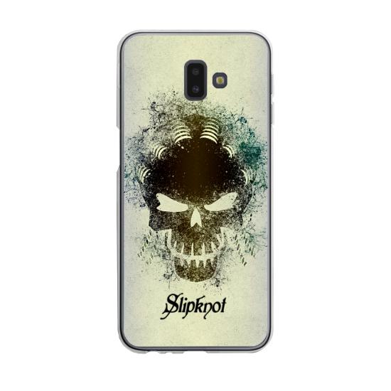 Coque silicone Galaxy A51 Fan de Ligue 1 Brest splatter