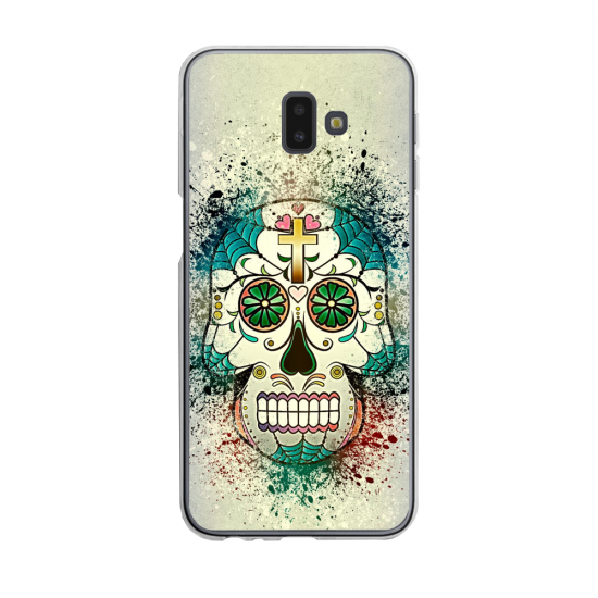 Coque silicone Galaxy A51 Fan de Ligue 1 Amiens splatter