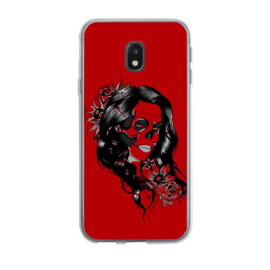 Coque Manga Galaxy S8 Batgirl