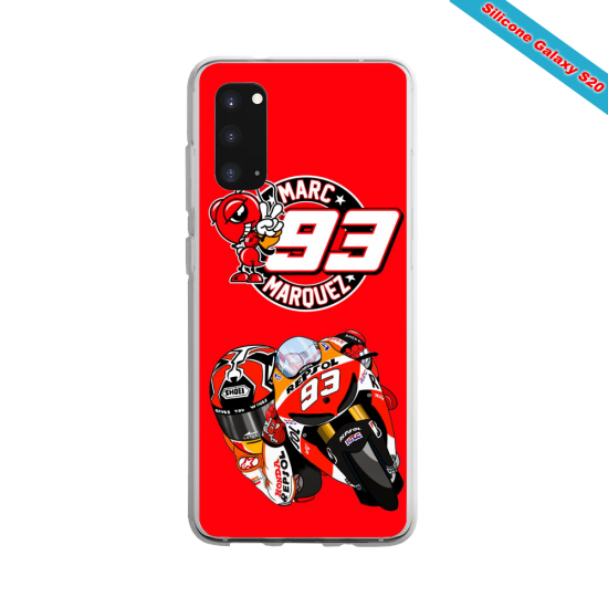 Coque silicone Iphone 6 PLUS Yoga Papillon