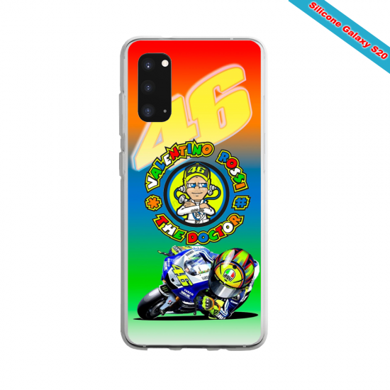 Coque silicone Iphone 6 PLUS Verre Trempé Yoga Papillon