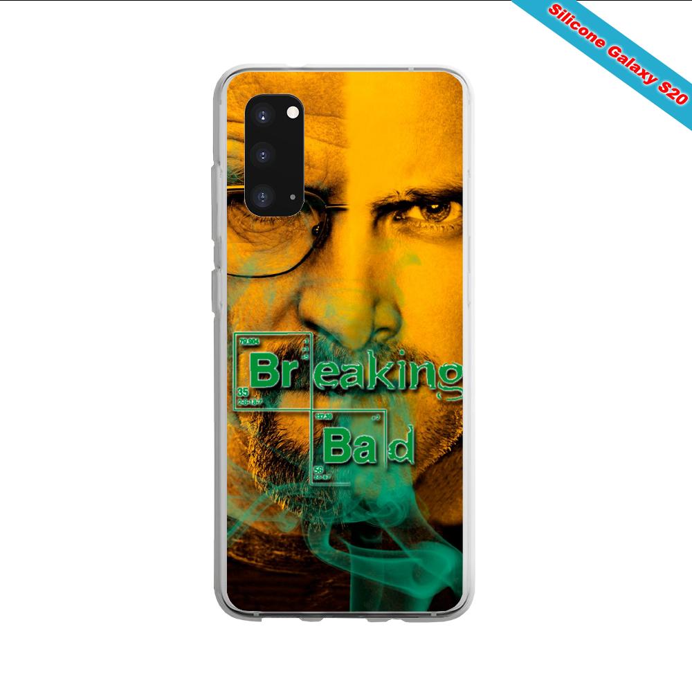 Coque Silicone iphone 7/8 Yoga Papillon