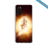 Coque silicone Iphone X/XS Yoga Papillon
