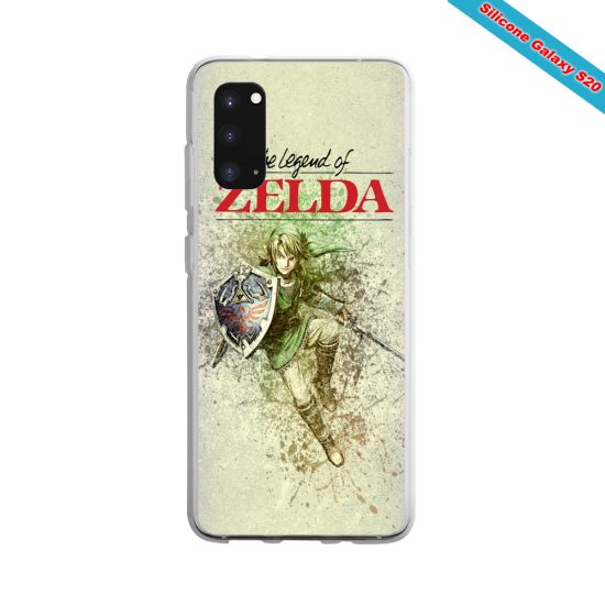 Coque silicone Iphone XR Yoga Papillon